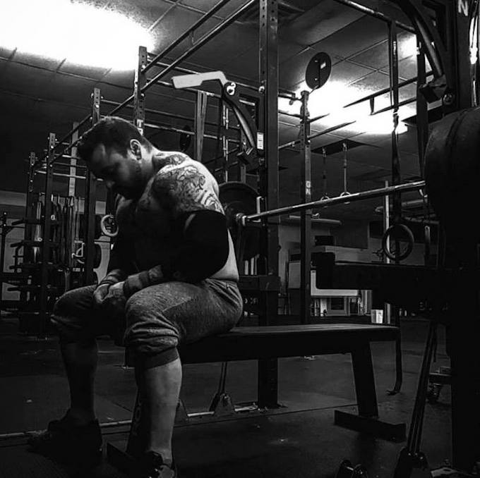 Rob Saeva of No Coast Strength and Conditioning