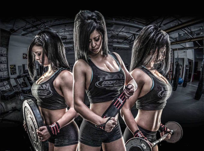 TEAM USPlabs Holly Helton