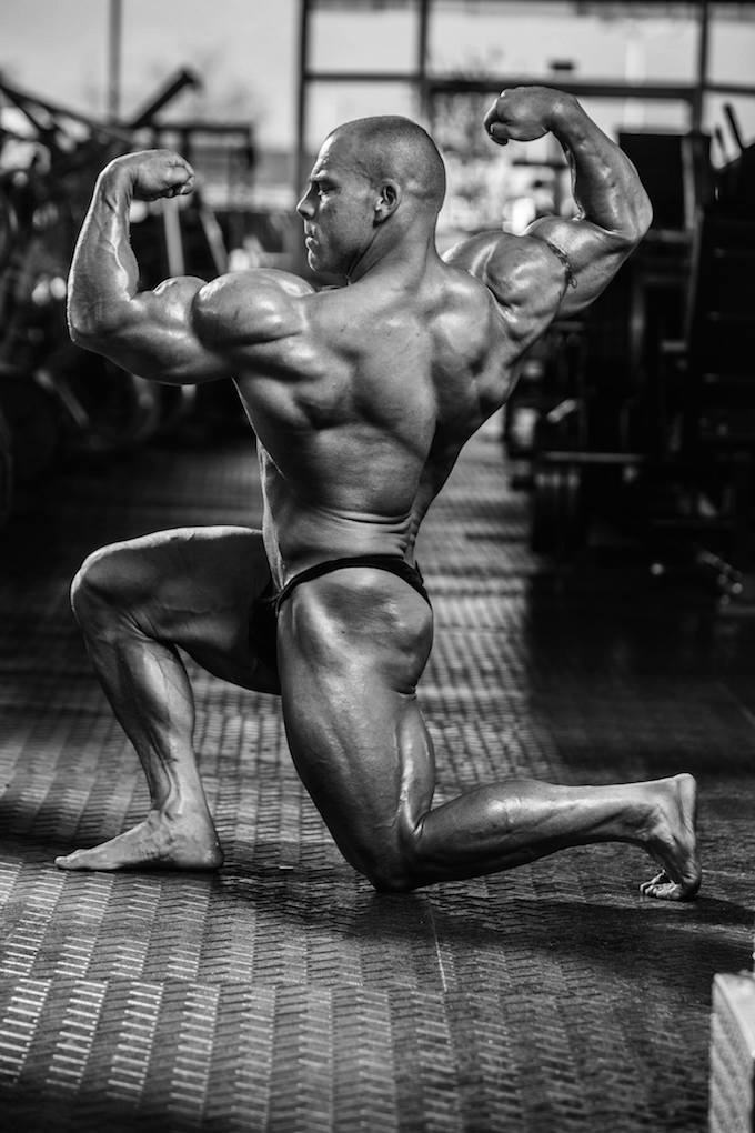 TEAM USPlabs Mike Rea